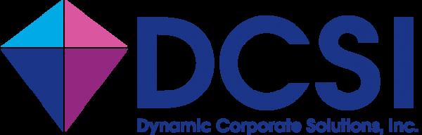 DCSI Logo - DCSI Dynamic Corporate Solutions, Inc.