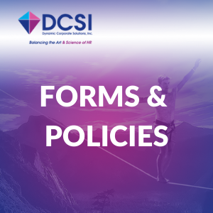 forms & policies