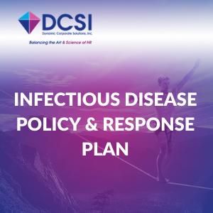 Infectious Disease Policy & Response Plan